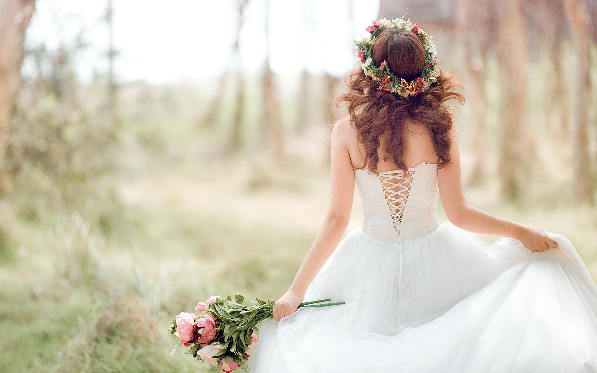Bride-Woman-Outdoor-Wallpaper-High-Res-Pics-7777